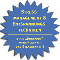 Stressmanagement & Entspannungstechniken